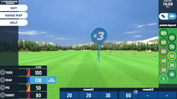 GolfPlex-Points