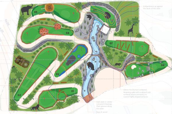 GolfPlex-Jungle-Map