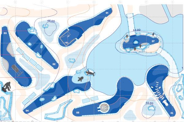 GolfPlex-Polar-Map